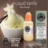 30ml Vanilla Flavor e Liquid