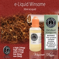 30ml Winsome Flavor e Liquid