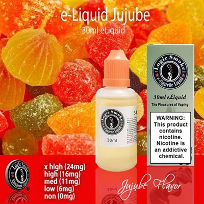 Jujube is a fruit that has the flavor bearings of apples and dates mixed together.