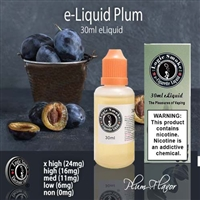 30ml Plum eLiquid Flavor