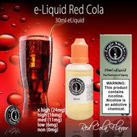 30ml Red Cola Flavor e Liquid