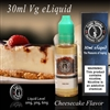 Creamy, sweet Cheesecake vape juice.
