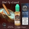 30ml VG Vape Juice Cigar Flavor