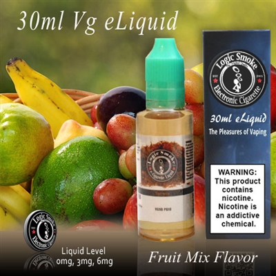 30ml VG Vape Juice Fruit Mix Flavor
