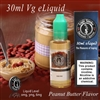 30ml VG Vape Juice Peanut Butter Flavor