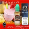 30ml VG Vape Juice Strawberry Banana Flavor