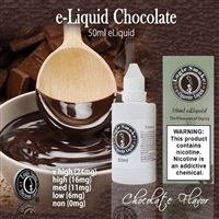 50ml Chocolate Flavor e Liquid