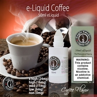 50ml Coffee Flavor e Liquid