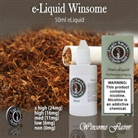 50ml Winsome Flavor e Liquid