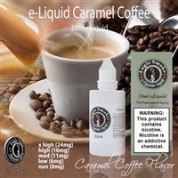 50ml Caramel Coffee Flavor e Liquid