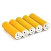The KR808D-1 Flavored e Cig Cartomizers come in Tobacco and Menthol flavors. There are 5 cartomizers to a package.