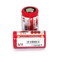 Efest IMR 18350 800mah 3.7V Battery with Flat Top