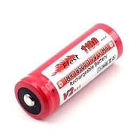 Efest Box Mod Battery IMR 18500 1100mah 3.7V Button Top