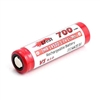 Efest IMR 14500 700mah 3.7V battery with Flat top