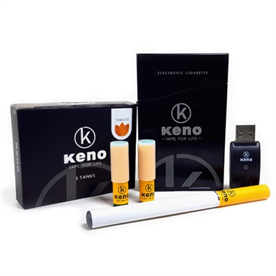 Keno e Cigarette Combo Kit