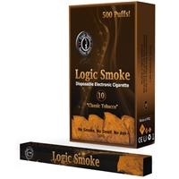 Regular Tobacco Flavor Disposable e Cigarette