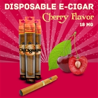 Cherry Disposable Electronic Cigar