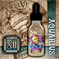 20ml Twelve Vapor Aquarius 70 VG 30 PG