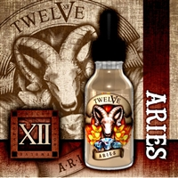 20ml Twelve Vapor Aries 70 VG 30 PG