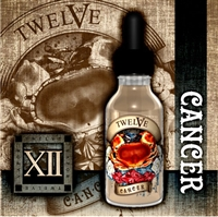 20ml Twelve Vapor Cancer 70 VG 30 PG