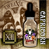 20ml Twelve Vapor Capricorn 70 VG 30 PG