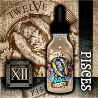 20ml Twelve Vapor Pisces 70 VG 30 PG