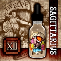 20ml Twelve Vapor Sagittarius 70 VG 30 PG