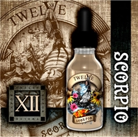 20ml Twelve Vapor Scorpio 70 VG 30 PG