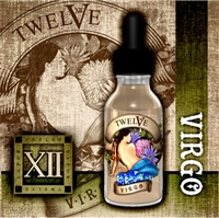20ml Twelve Vapor Virgo 70 VG 30 PG