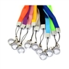 Colorful eGo Ring E Cigarette Lanyard