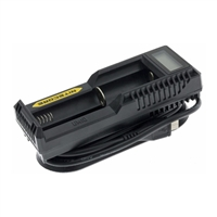 Nitecore UM10 Single Bay Smart Charger