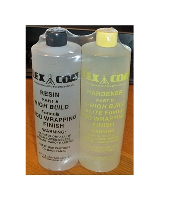 FLEX COAT 32 OZ. HIGH BUILD FINISHING KIT #F32