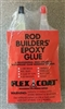 FLEX COAT 8 OZ. ROD BUILDER EPOXY YORKER GLUE KIT #G8