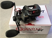 QUANTUM SMOKE PT SERIES 3 BAITCAST REEL- 7.3:1 GEAR RATIO #SM100HPT