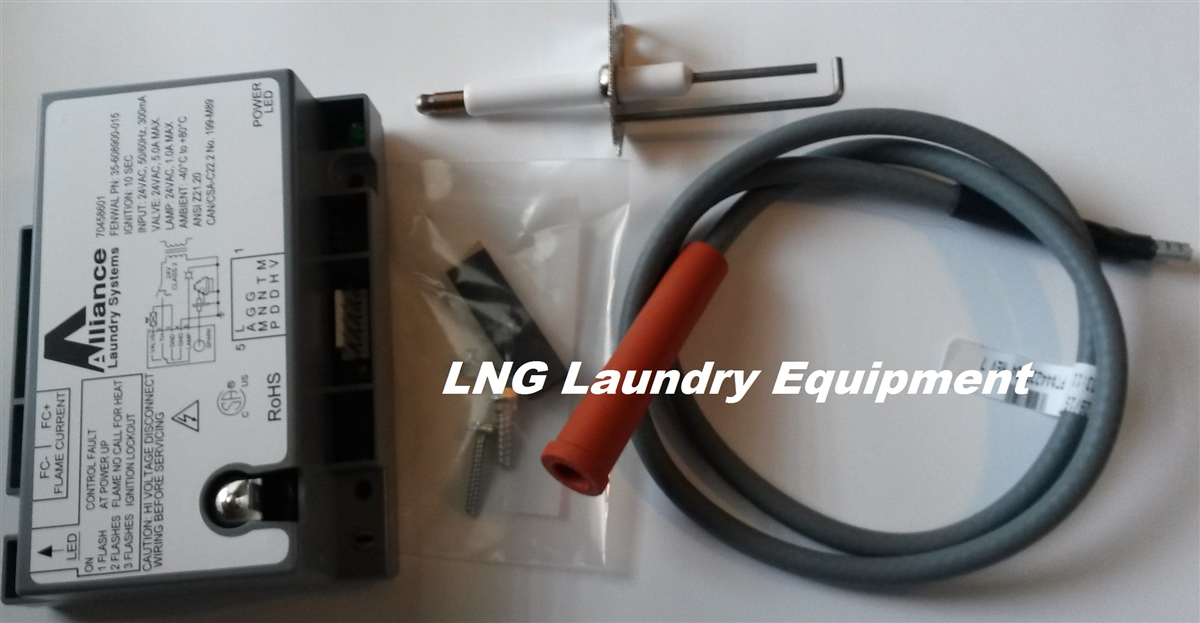 Alliance Laundry Systems Genuine Parts