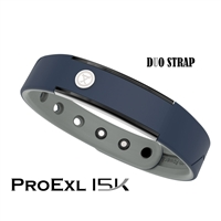 ProExl 15K Energy Sports Magnetic Bracelet Navy Blue