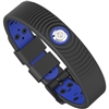 ProExl 18K Sports Magnetic Bracelet - Waterproof - Breathable Strap - Power & Energy - Black Azul