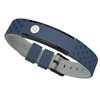 ProExl 9K Energy Sports Magnetic Bracelet Blue Gray