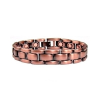 Copper Link Magnetic Bracelet Power Energy