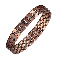 Copper Link Magnetic Bracelet new pisa
