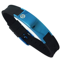 Magnetic Energy Golf Bracelet Blue