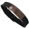 Magnetic Energy Golf Bracelet Bronze
