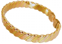 Womens Cass Copper Magnetic Bracelet