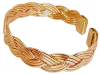 Womens Eve Copper Magnetic Bracelet