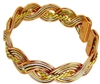 Womens Lucy Copper Magnetic Bracelet