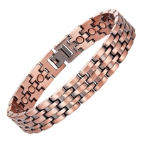 Copper Link Magnetic Bracelet Toro