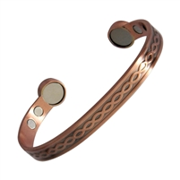 Reef Copper Magnetic Bracelet