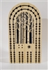 Aspen / Birch Tree Travel Cribbage Board