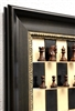 Black Maple Series with Dark Bronze Frame