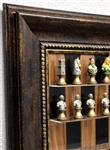 Black Walnut Series with Antique Bronze Frame
